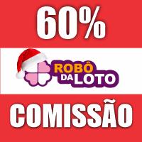 Imagem do produto Robô da Loto Oficial - R$ 139,90