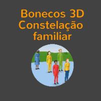 Imagem do produto Bonecos 3D para Constelação familiar