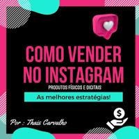 Imagem do produto Ebook  - Como Vender no Instagram