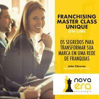 Imagem do produto Curso: Franchising MasterClass Unique