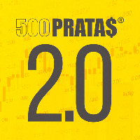 Imagem do produto 500 Pratas 2.0 - Curso de Investimentos