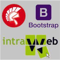 Imagem do produto Curso de Delphi com Intraweb e Bootstrap