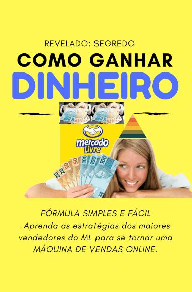 Imagem do produto SEGREDOS COMO GANHAR DINHEIRO NO MERCADO LIVRE