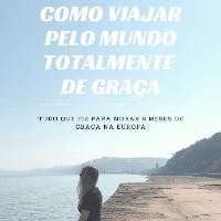 Imagem do produto COMO VIAJAR PELO MUNDO TOTALMENTE DE GRAÇA!