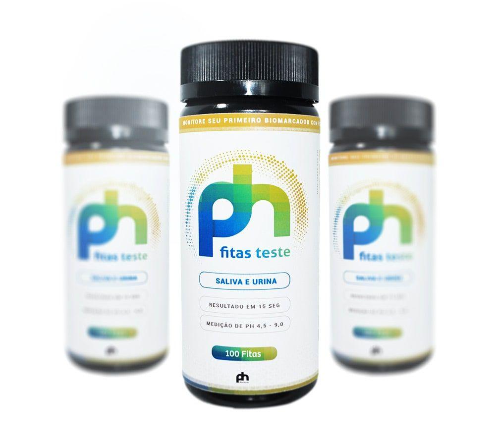 Imagem do produto Fitas teste de pH