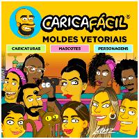 Imagem do produto CaricaFácil