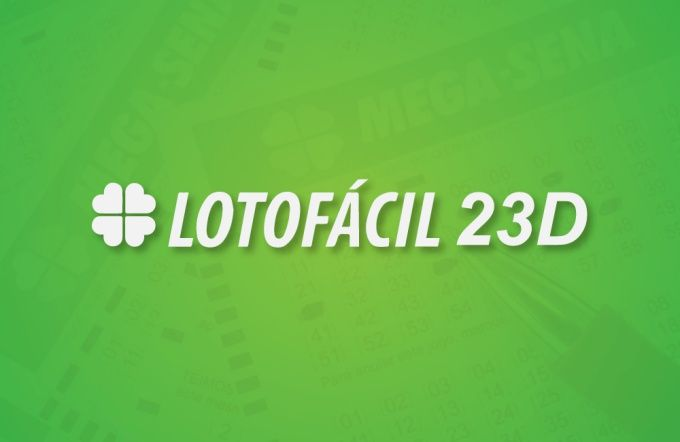 Imagem do produto PROGRAMA LOTOFÁCIL  23D