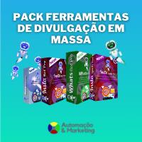 Imagem do produto Pack | Ferramentas de Divulgação em Massa