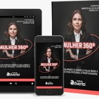Imagem do produto MULHER 360º Livro Físico