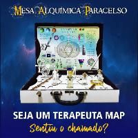 Imagem do produto Curso Mesa Alquímica Paracelso - MAP