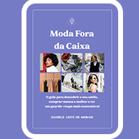 Imagem do produto MODA FORA DA CAIXA + WORKBOOK