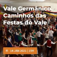 Imagem do produto Vale Germânico-Caminhos da Encosta da Serra - Experiência guiada online - Lote 1