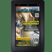 Imagem do produto Revista Cristão Alerta - 4° Trimestre 2020