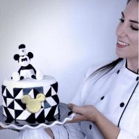 Imagem do produto Curso Bolos Decorados com Pasta Americana 4.0