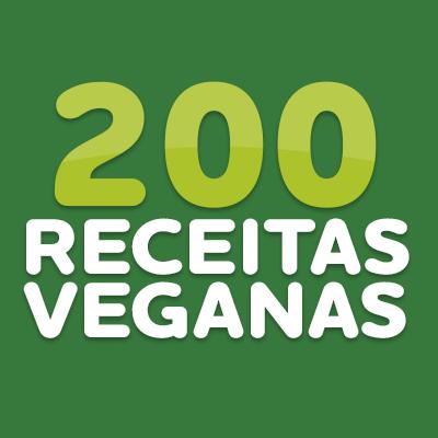Imagem do produto 200 Receitas Veganas