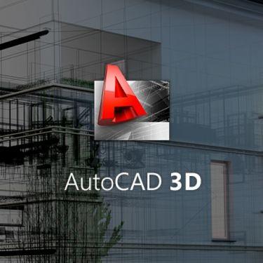 Imagem do produto AutoCAD 3D