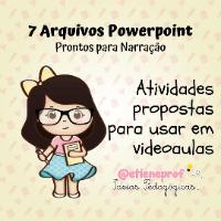 Imagem do produto Arquivos PPT- Slides prontos para usar em videoaulas - Alfabetização