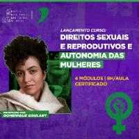 Imagem do produto Curso de Direitos Sexuais e Reprodutivos e Autonomia das Mulheres