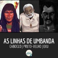 Imagem do produto Linhas de Umbanda   Caboclo, Preto-Velho e Exu