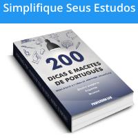 Imagem do produto 200 Dicas e Macetes de Português