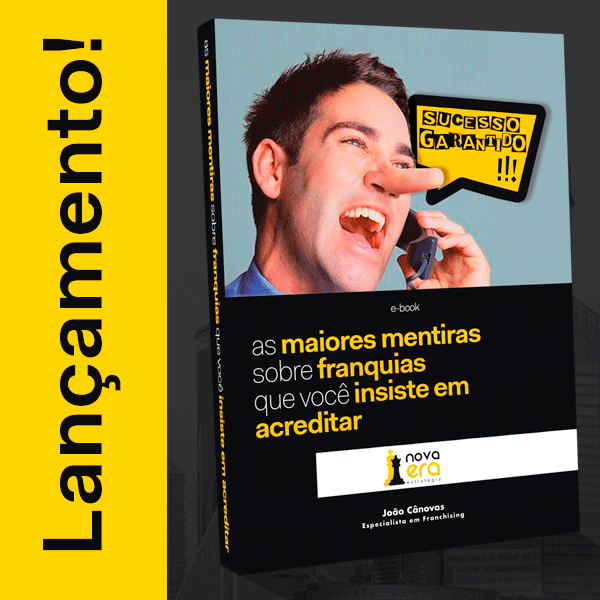 Imagem do produto Livro: As Maiores Mentiras Sobre Franquias que Você Insiste em Acreditar