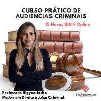 Imagem do produto Curso Prático de Audiências Criminais - Variação 1