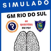 Imagem do produto SIMULADO GM RIO DO SUL