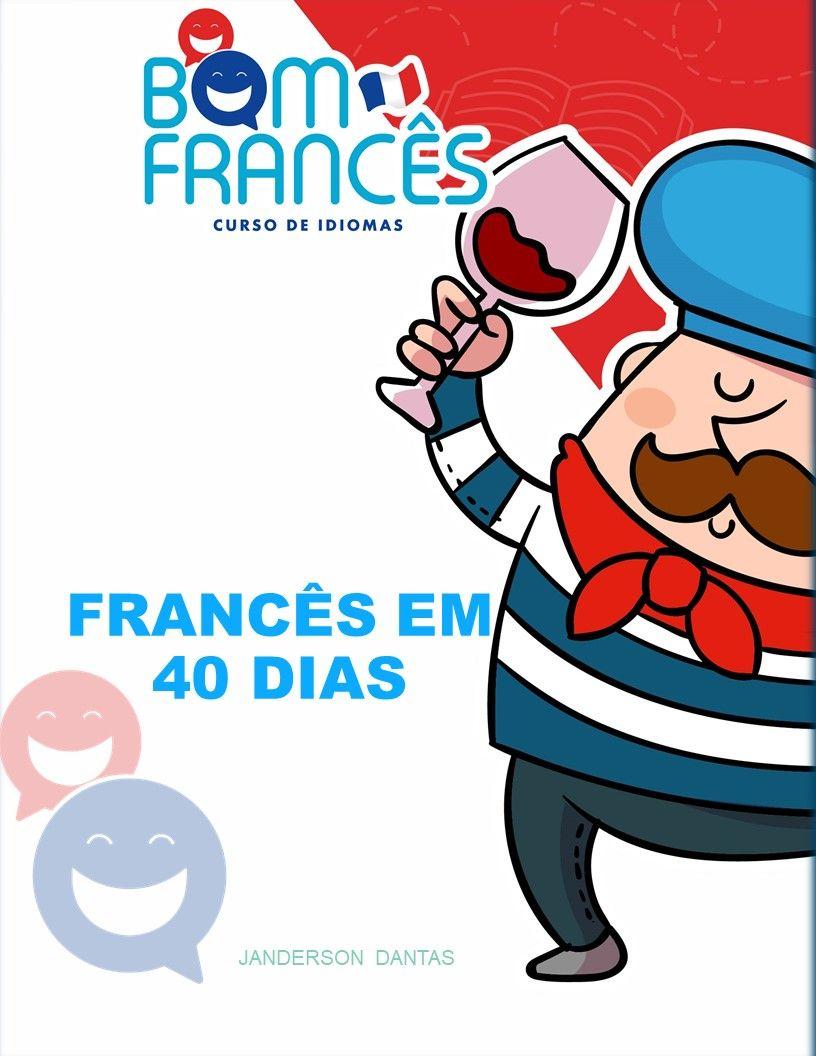 Imagem do produto E-book Francês 40 dias