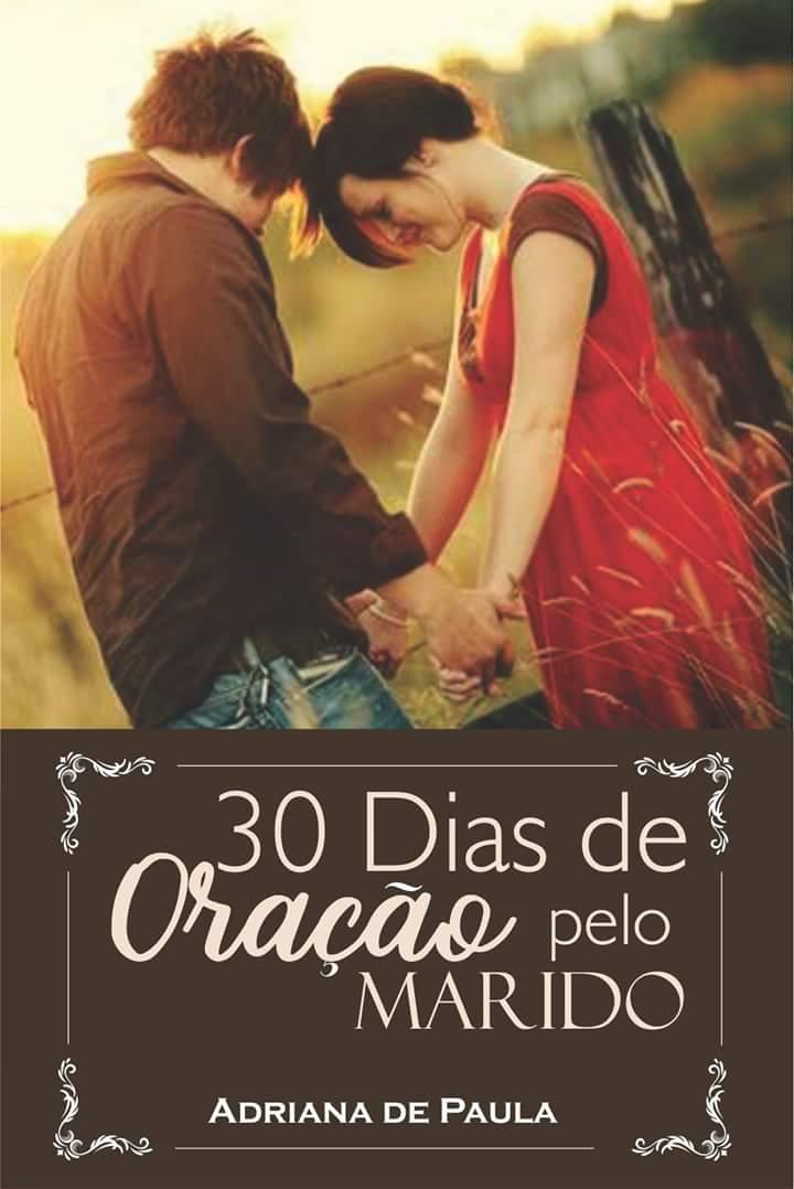 Imagem do produto Livro 30 Dias de Oração pelo Marido