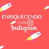 Imagem do produto Enriquecendo com Instagram