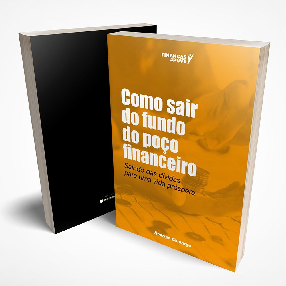 Imagem do produto E-book - Como sair do fundo do poço financeiro