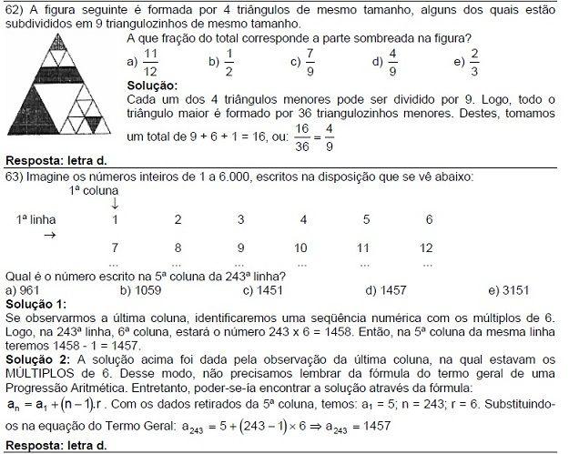 Imagem do produto 500 Questoes de Matematica Resolvidas