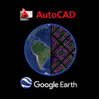 Imagem do produto Curso completo de AutoCad Map e Google Earth