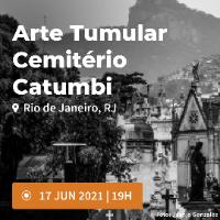 Imagem do produto Conheça a Arte tumular do Cemitério Catumbi - Experiência guiada online - Experiência guiada online
