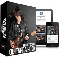 Imagem do produto Kit de Técnica para Guitarra Rock