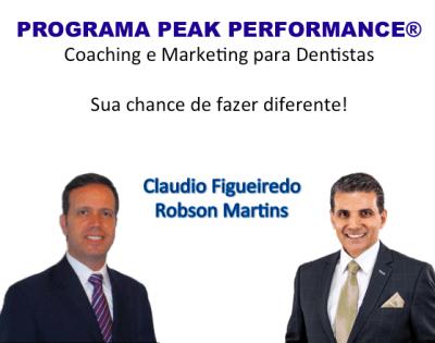 Imagem do produto Programa Peak Performance ®  para dentistas