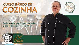 Imagem do produto Curso Básico de Cozinha do Chef Taico