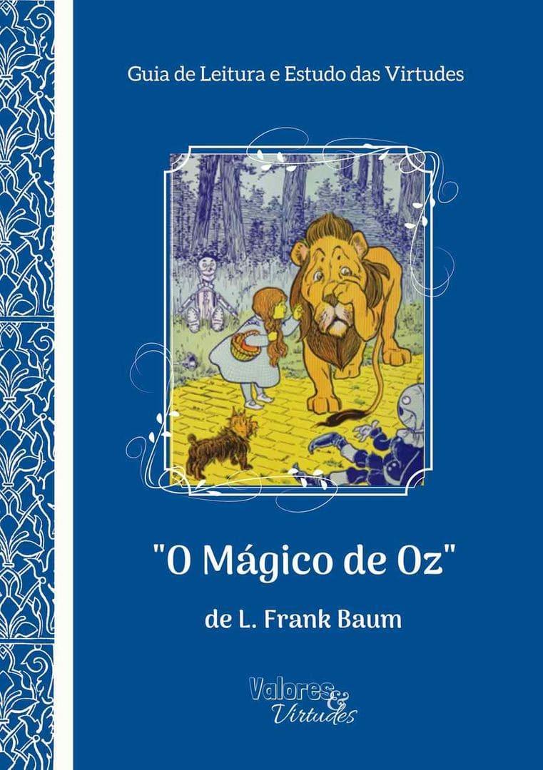 Imagem do produto Programa Valores e Virtudes - O Mágico de Oz