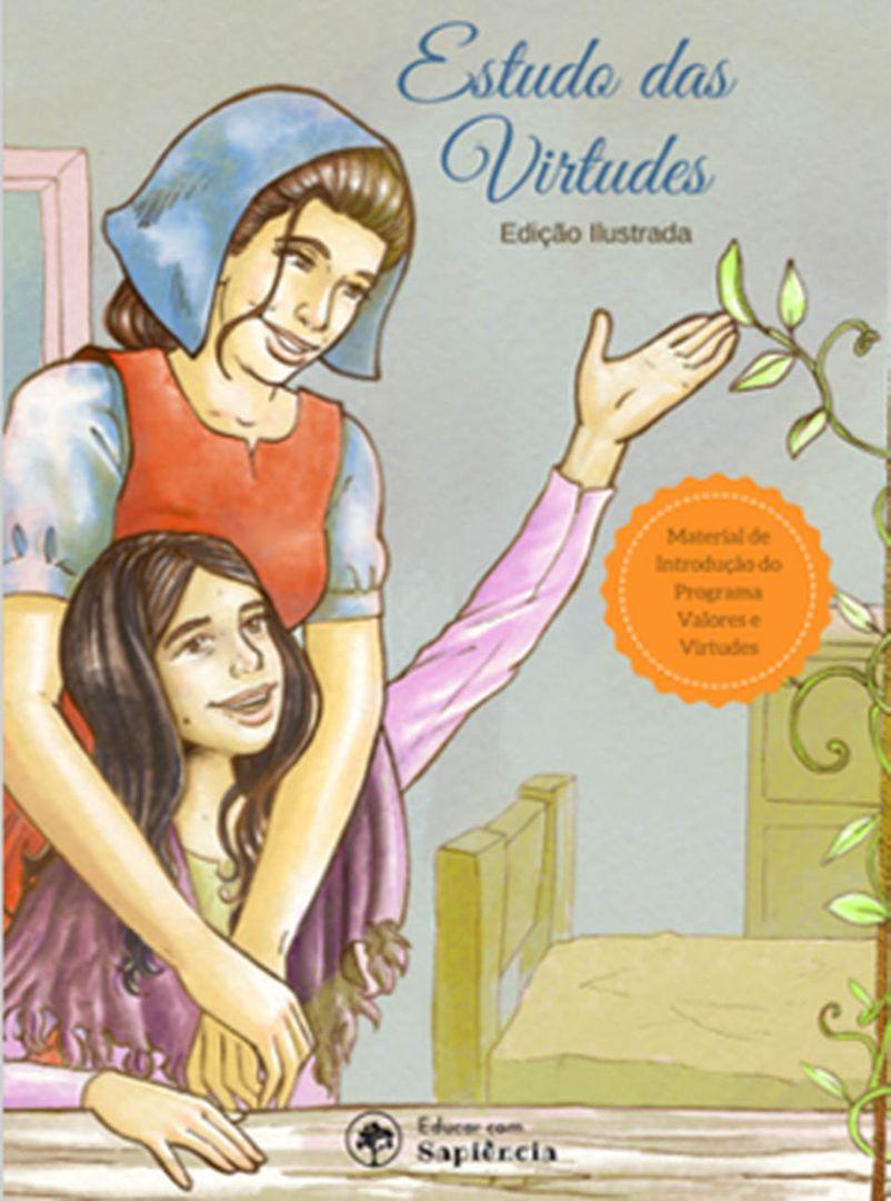 Imagem do produto Estudo das Virtudes - Licença para 30 alunos