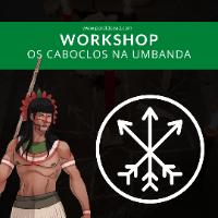 Imagem do produto Os Caboclos na Umbanda