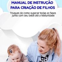 Imagem do produto MANUAL PARA INSTRUÇÃO DE CRIAÇÃO DE FILHOS