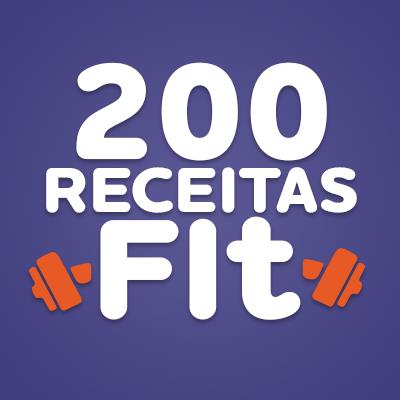 Imagem do produto 200 Receitas Fit