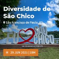 Imagem do produto Diversidade de São Chico - Experiência guiada online - Experiência guiada online - Lote 1