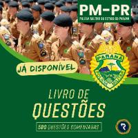 Imagem do produto PM-PR APOSTILA COM 500 QUESTÕES COMENTADAS.