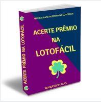Imagem do produto Acerte Prêmio na Lotofácil