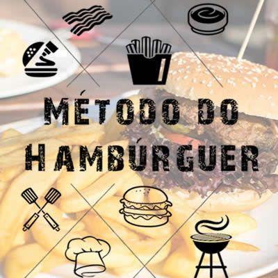 Imagem do produto Curso de Hambúrguer Profissional - Método do Hambúrguer
