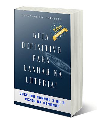 Imagem do produto GUIA DEFINITIVO PARA  GANHAR NA LOTERIA!