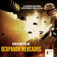 Imagem do produto Workshop Ocupando Mercados