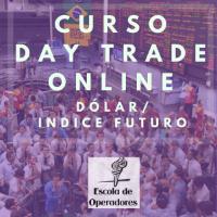 Imagem do produto Curso de Day Trade – Dólar e Índice Futuros Online
