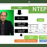 Imagem do produto Dom002: Nexo Técnico Epidemiológico Previdenciário - NTEP: Metodologia, Contestação e Novíssima Matriz